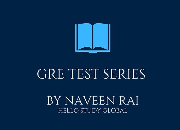 GRE Test Series