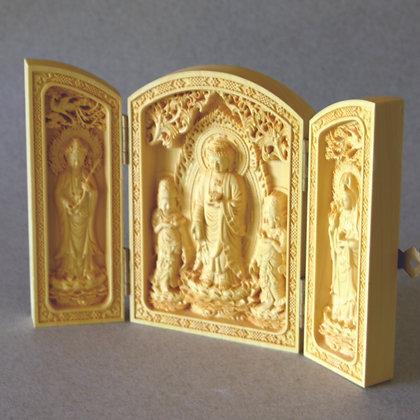 Buddha Kwan Yin Medicine Buddha Large