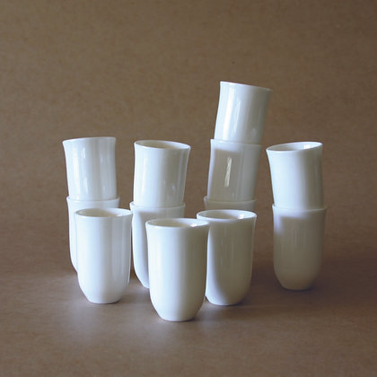 Tasting Cups, Set of 12-Tall