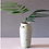 Thumbnail: Rustic Vase w/ Handle, White