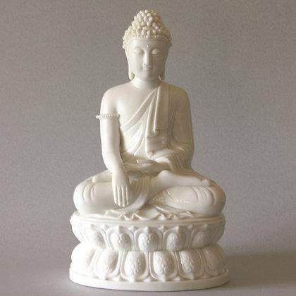 Seated Buddha  (L)