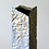 Thumbnail: Oblong Vase, Gold