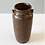 Thumbnail: Rustic Vase w/ Handle, Brown