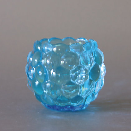 Tea Light Holder, Blue