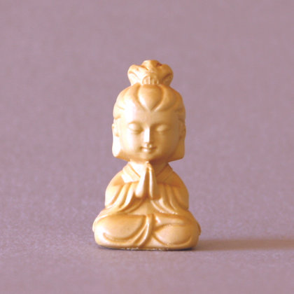 Boxwood Kwan Yin