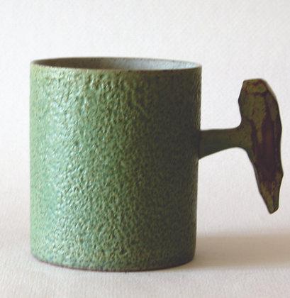 Fist Mug, Olive Green (L)