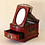 Thumbnail: Jewelry Box with 1 Drawer