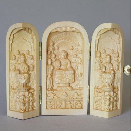 Buddha in Cave Box