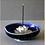 Thumbnail: Lotus Flower in Plate, Purple