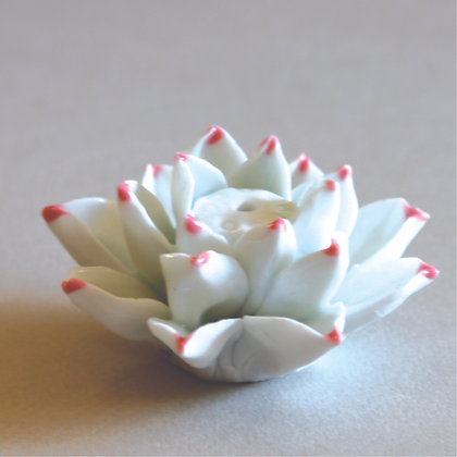 Lotus Incense Stand (S), Red