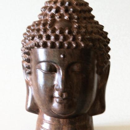 Buddha Head (XL)