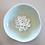 Thumbnail: Lotus Flower in Plate, Blue