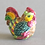 Thumbnail: Rooster Figure Incense Stand & Plate