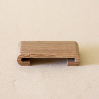 Bamboo Scroll Stand