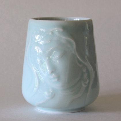 Kwan Yin Face Mug