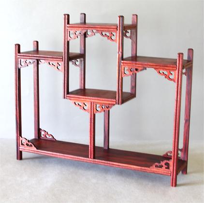 Rosewood Case #3, Symmetrical