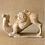 Thumbnail: Kneeling Camel in Desert