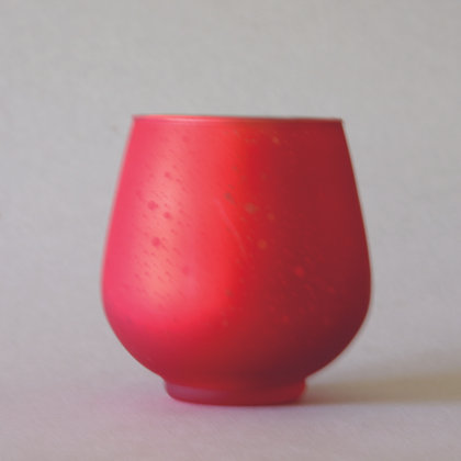 Red Tea Light Votief