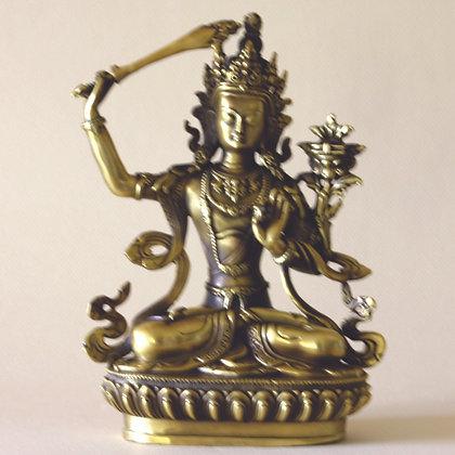 Manjushri with Sword