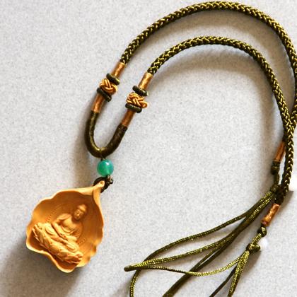 Buddha Necklace (S)
