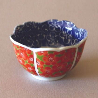Arita Plum Bowl