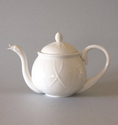 Swan Tea Pot