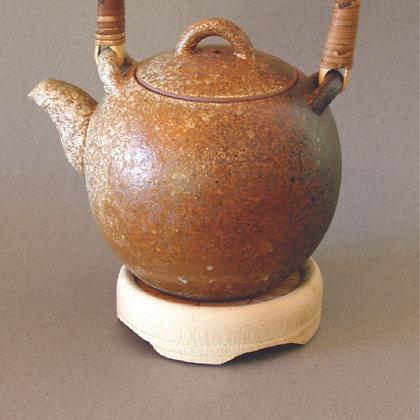 Bamboo Tea Pot Trivet