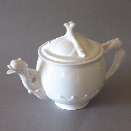 Mythical Dolphin Tea Pot