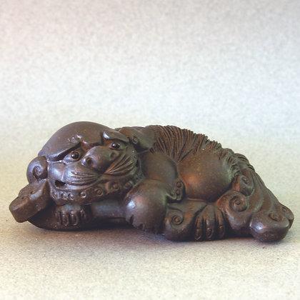 Lazy Fu Lion