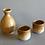 Thumbnail: Iga Sake Set, 1 Bottle & 2 Cups