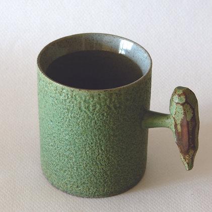 Fist Mug, Olive Green (S)