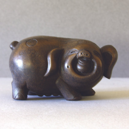 Clay Pig