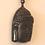 Thumbnail: Obsidian Buddha Necklace