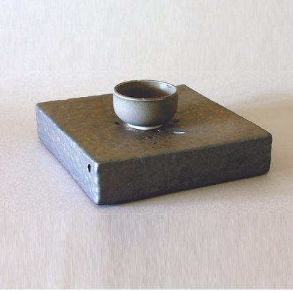 Ceramic Tea Boat, Square #2