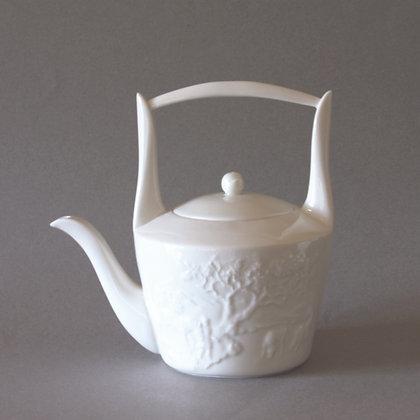 Spring Garden Tea Pot