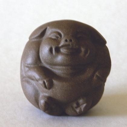 Clay Zodiac Ball - Pig