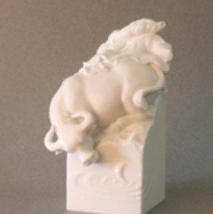 Ox Zodiac Figure