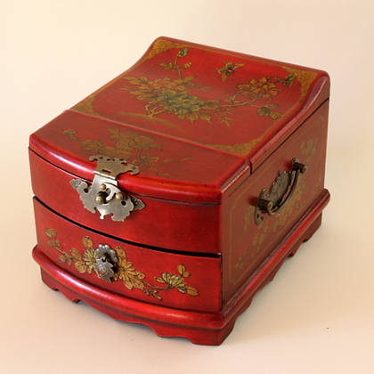 Jewelry Box with 1 Drawer