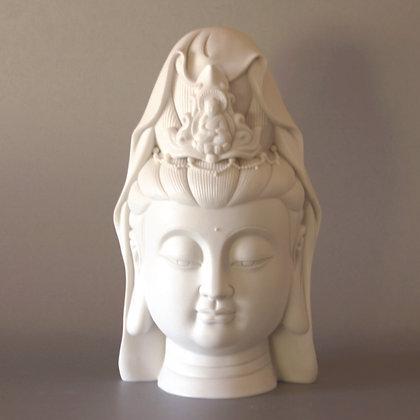 Kwan Yin Head