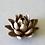 Thumbnail: Clay Lotus Incense Stand