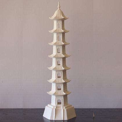 White Pagoda (L)
