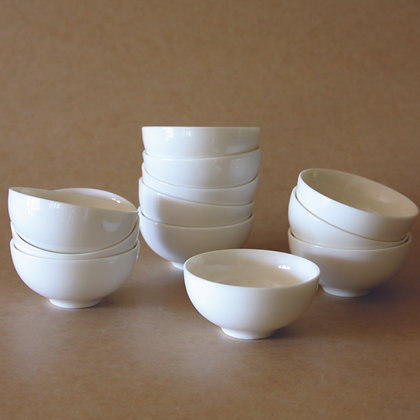 Tasting Cups, Set of 12-Round