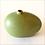 Thumbnail: Forest Green Vase #4, Egg