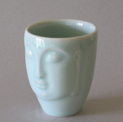 Buddha Face Mug