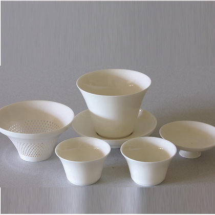 Gaiwan Set with 2 Cups
