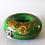 Thumbnail: Necklace Case, Green Bird
