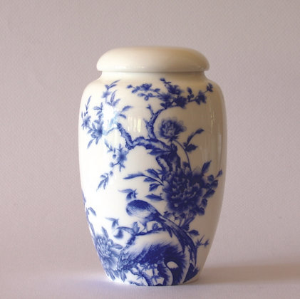Tree of Life Tea Canister
