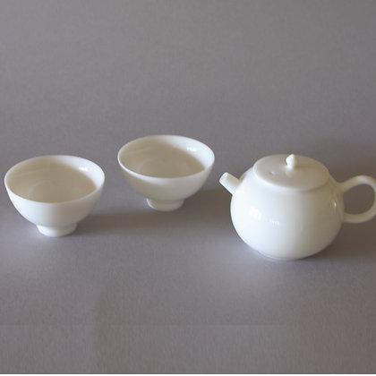 Petite Tea Pot & 2 Cups #1
