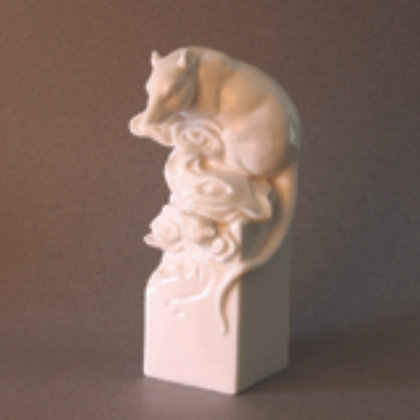 Rat Zodiac Figure