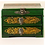 Thumbnail: Jewelry Box with 2 Drawers, Green